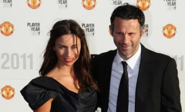 Natasha Giggs, Ryan Giggs and wife Stacey 'in street slanging match'