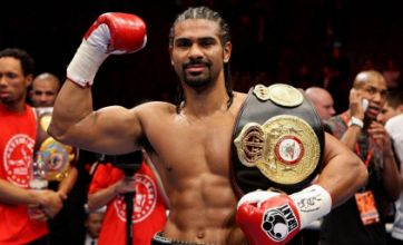 David Haye rules out Vitali Klitschko fight after announcing retirement