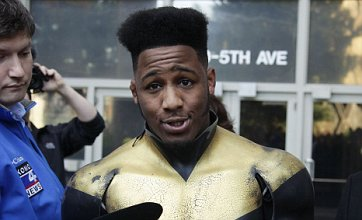 'Superhero of Seattle' Phoenix Jones unmasked as Ben Fodor in court