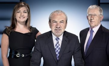 Lord Sugar rules out OAP Apprentice as Nick Hewer denies comments