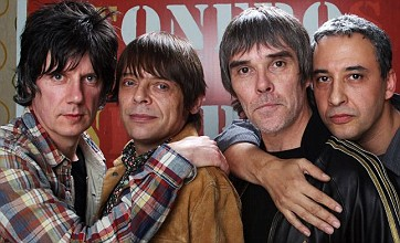 Stone Roses tickets: Demand from fans crashes websites