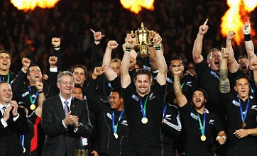 New Zealand defeat France in pulsating Rugby World Cup final