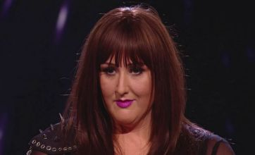 Sami Brookes kicked off X Factor as Louis Walsh saves Kitty Brucknell