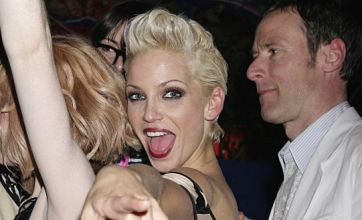 Mitch Winehouse eyes Sarah Harding to be face of Amy Winehouse charity