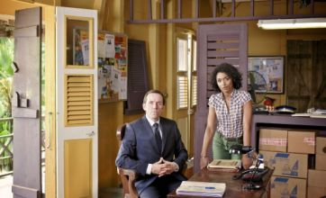 Death In Paradise, Young Nuns, James May's Man Lab: TV Picks