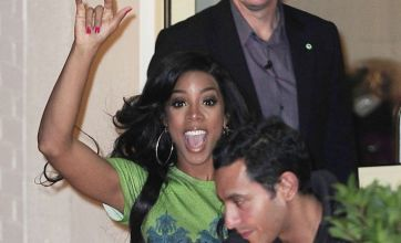 Kelly Rowland leaves X Factor acts in the lurch as she flees Misha B storm