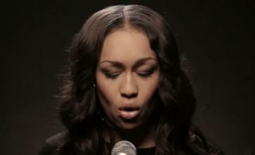X Factor's Rebecca Ferguson reveals video for Nothing's Real But Love