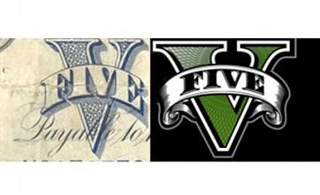 Grand Theft Auto V logo deciphered – American setting looks definite