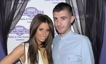 Stacey Solomon pregnant: Aaron Barnham and I are really excited