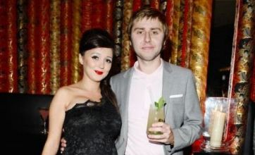 The Inbetweeners star James Buckley welcomes baby son