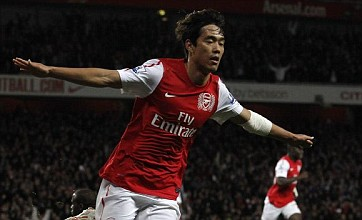 Ju Young Park 'in line for Arsenal start' with Marouane Chamakh ruled out