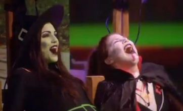Big Brother Halloween twist sees Louise and Faye up for eviction