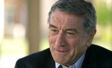 Robert De Niro to play financier Bernie Madoff in new biopic