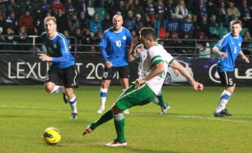 Robbie Keane brace puts Ireland on verge of Euro 2012 finals