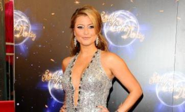 Holly Valance upset with 'average' Strictly Come Dancing performances