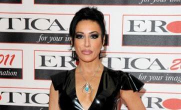 Nancy Dell'Olio 'to strip for tasteful Playboy shoot in £250,000 deal'