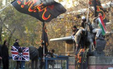Britain pulls Embassy staff out of Tehran after Iran attacks