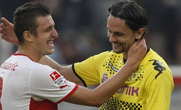 Neven Subotic 'lined up as Rio Ferdinand replacement at Man United'