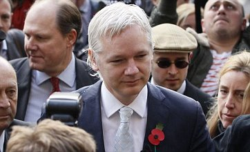 Julian Assange to face rape charge in Sweden after extradition appeal fails