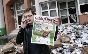 French magazine Charlie Hebdo firebombed after Prophet Mohammed cover