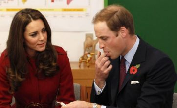 Prince William and Kate Middleton make East Africa famine plea