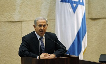 Israeli leader Benjamin Netanyahu 'in favour' of strike on Iran