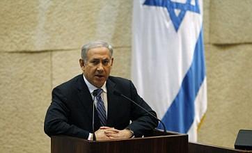 Israeli leader Benjamin Netanyahu 'in favour' of strike on Iran