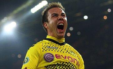 Mario Goetze 'braced for Arsenal bid in January' as scouts watch £20m star