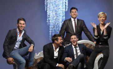 TOWIE cast to take on X Factor with Christmas single