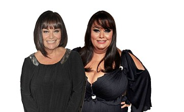 Dawn French wins Twitter admirers with slender new figure