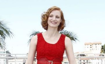 Jessica Chastain to play Princess Diana in film about Hasnut Khan affair