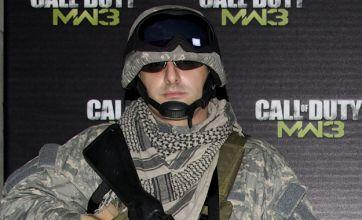 Call of Duty: Modern Warfare 3 UK launch brings out the big guns