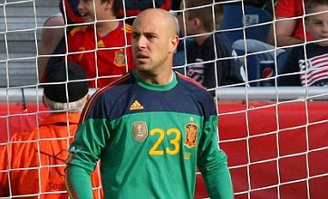 Pepe Reina warns England: Don't bother trying to copy Spain