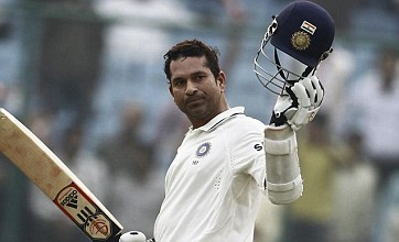 Sachin Tendulkar passes 15,000 Test runs for India