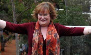 Susan Boyle to battle Florence & The Machine for No. 1 in UK albums chart