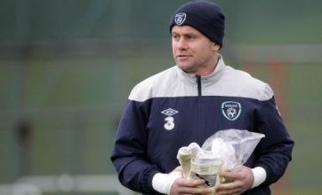 Shay Given: Forget the hard luck stories, let's make Euro 2012 history