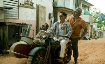 The Rum Diary won't trouble your head in the morning but it's still fun