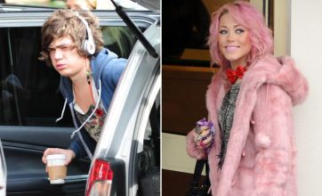 Frankie Cocozza v Amelia Lily: X Factor Celebrity Face Off