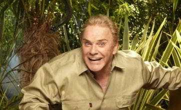 Freddie Starr goes AWOL in the jungle as he fails to enter I'm a Celeb