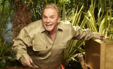 Freddie Starr to join Mark Wright in I'm A Celebrity after insurance scare