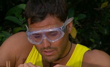 Mark Wright forced to stomach Greasy Spoon task in I'm A Celebrity