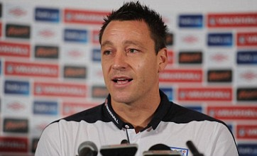John Terry 'in a great state of mind' amid Anton Ferdinand race row