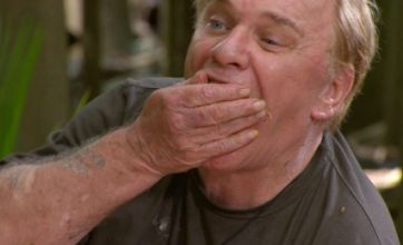 I'm A Celebrity's Freddie Starr rushed to hospital following bushtucker trial