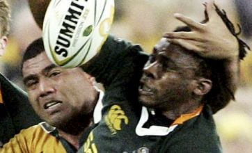 South African rugby player Solly Tyibilika shot dead in Cape Town