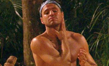 Mark Wright promises to 'strip off in jungle shower' on I'm a Celebrity