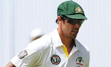 Herschelle Gibbs: Mitchell Johnson will be glad to be out of the firing line