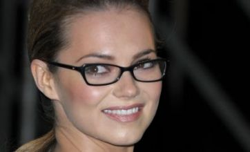 Kara Tointon oozes specs-appeal at Spectacle Wearer of the Year awards