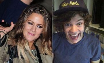 Caroline Flack and Harry Styles' cosy date reignites romance rumours
