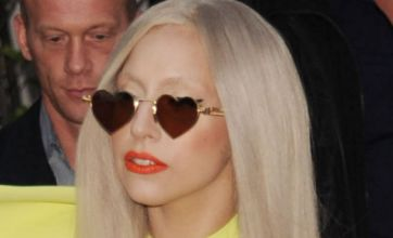 Lady Gaga admits to peeing in bins on Alan Carr's Chatty Man