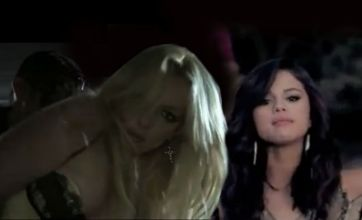 Britney Spears v Selena Gomez: Video Fight Club